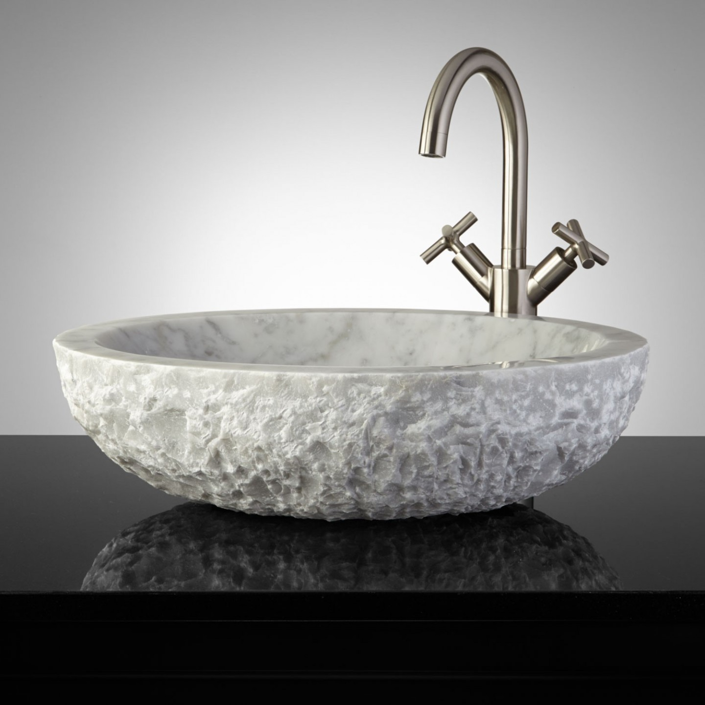 gallery/marble-oval-sink-carrara-counter-top